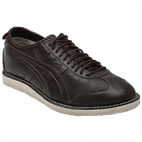 82a4525bf8cbe7 ASICS - Mens Mexico 66 Dress Onitsuka Tiger Shoes, Size: 5 D(M) US Mens,  Color: Coffee Bean/Cfe Bn Brown: Amazon.ca: Shoes & Handbags