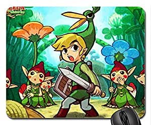 Zelda Mouse Pad, Mousepad (10.2 x 8.3 x 0.12 inches)