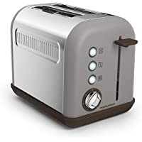 Morphy Richards Accents 2 Slice Toaster, Pebble