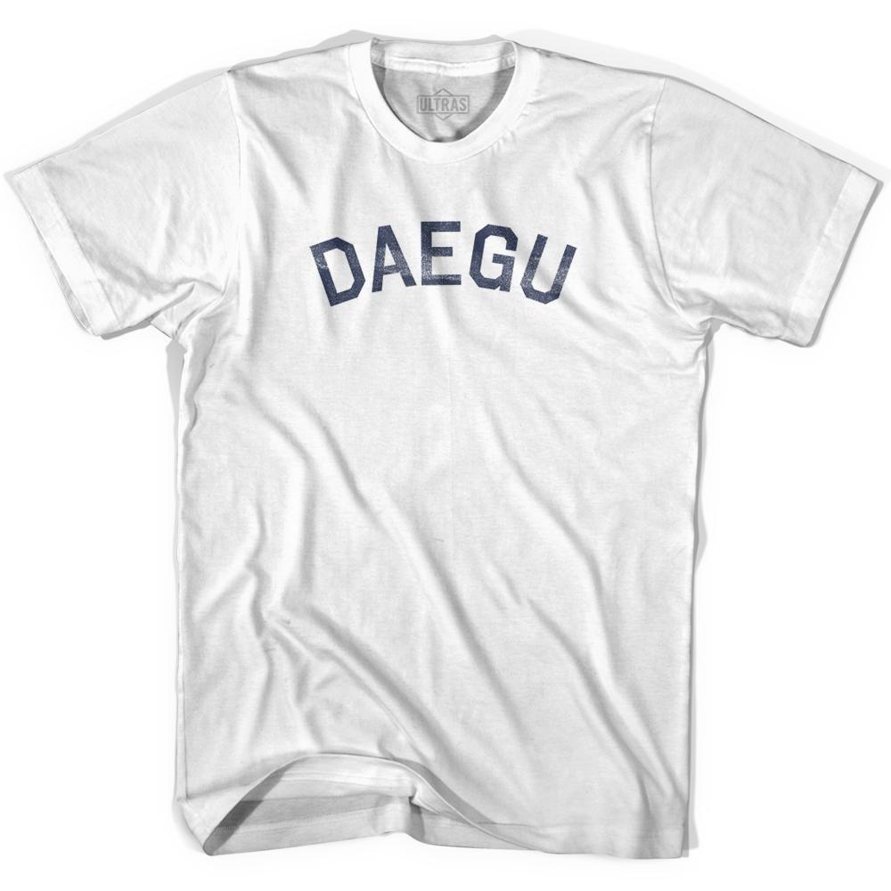 Daegu Vintage City Adult Cotton T-shirt