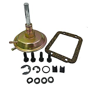 4882682 4506116 Shift Actuator Front Axle 4WD Vacuum Actuator Kit Fit for Dodge Ram Jeep 4x4