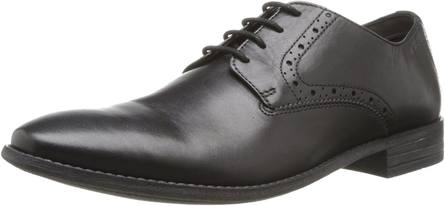 TALLA 46 EU. Clarks Chart Walk, Zapatos de Cordones para Hombre