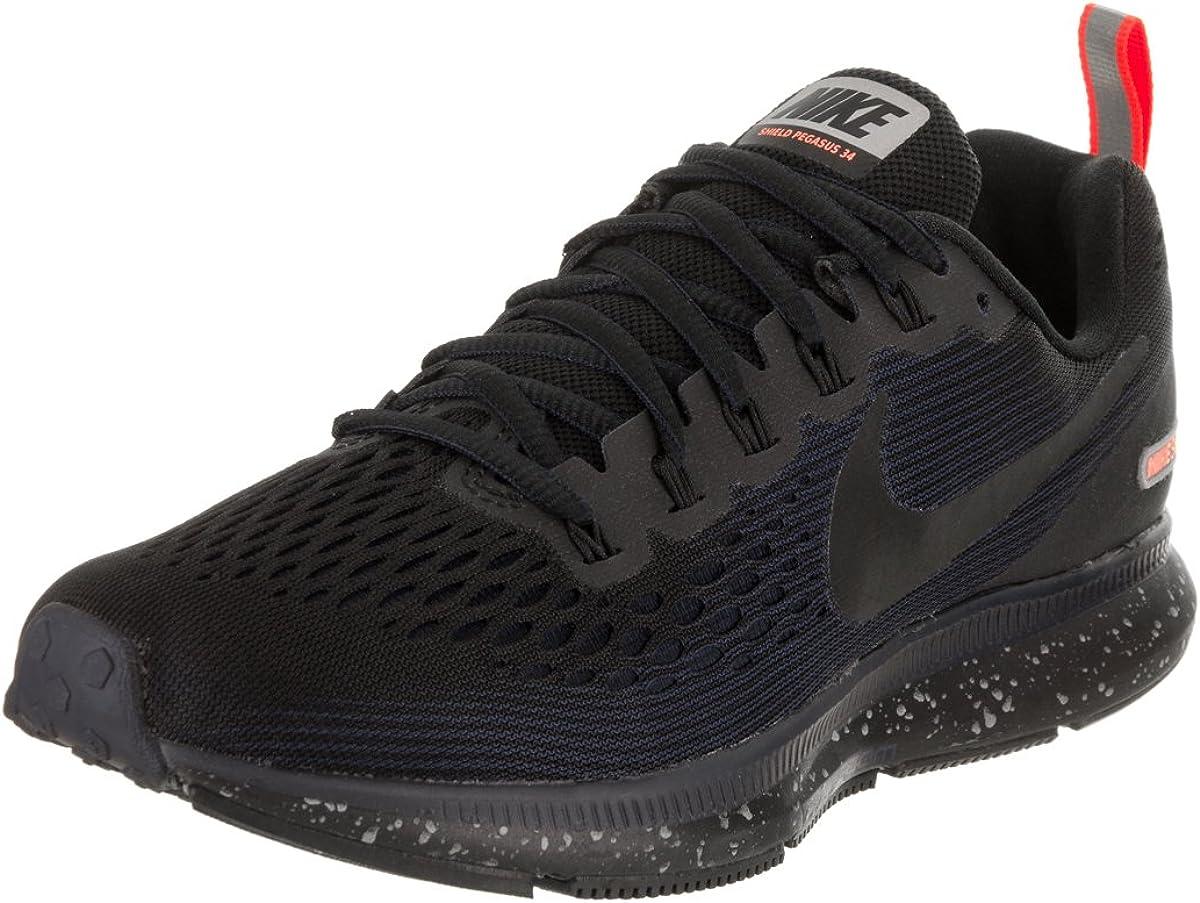 Insatisfecho Porque Illinois  Nike Women's W Air Zoom Pegasus 34 Shield Fitness Shoes: Amazon.co.uk:  Shoes & Bags