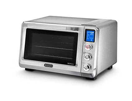 amazon com delonghi eo241250m livenza digital stainless steel rh amazon com Red Oster Toaster Oven Convection Oven Cooking