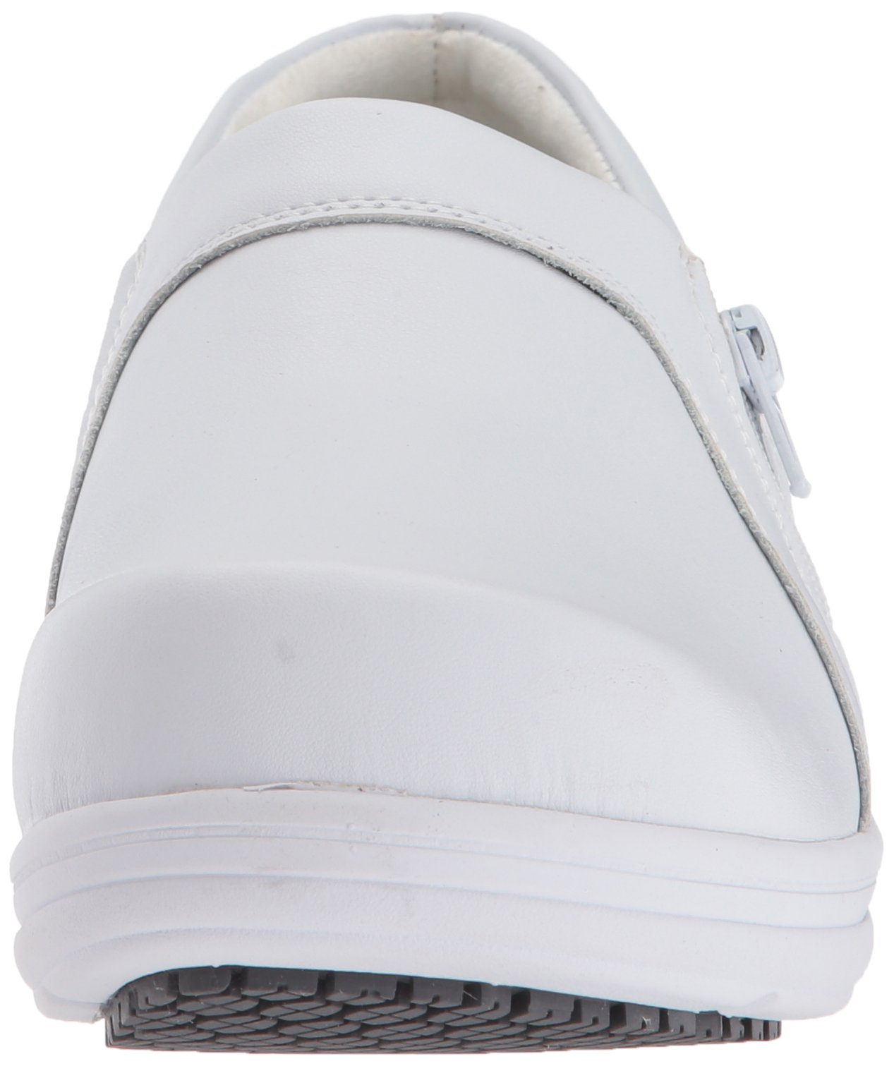 Easy Works Women's Bentley Health Care Professional Shoe, White, 9 M US by Easy Works (Image #4)