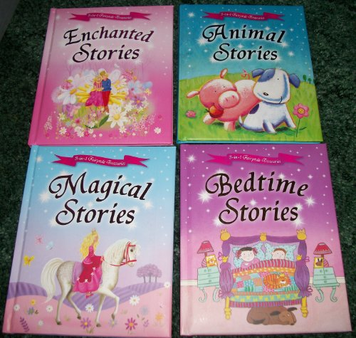 Enchanted Stories/ Animal Stories/ Magical Stories/ Bedtime Stories (4 Books Set)