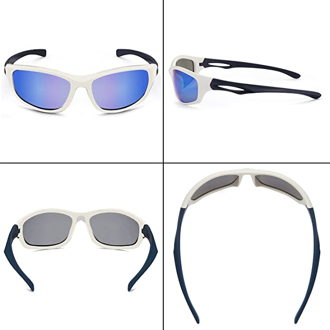 Sport Sunglasses for Men n Women, UV400 Lens