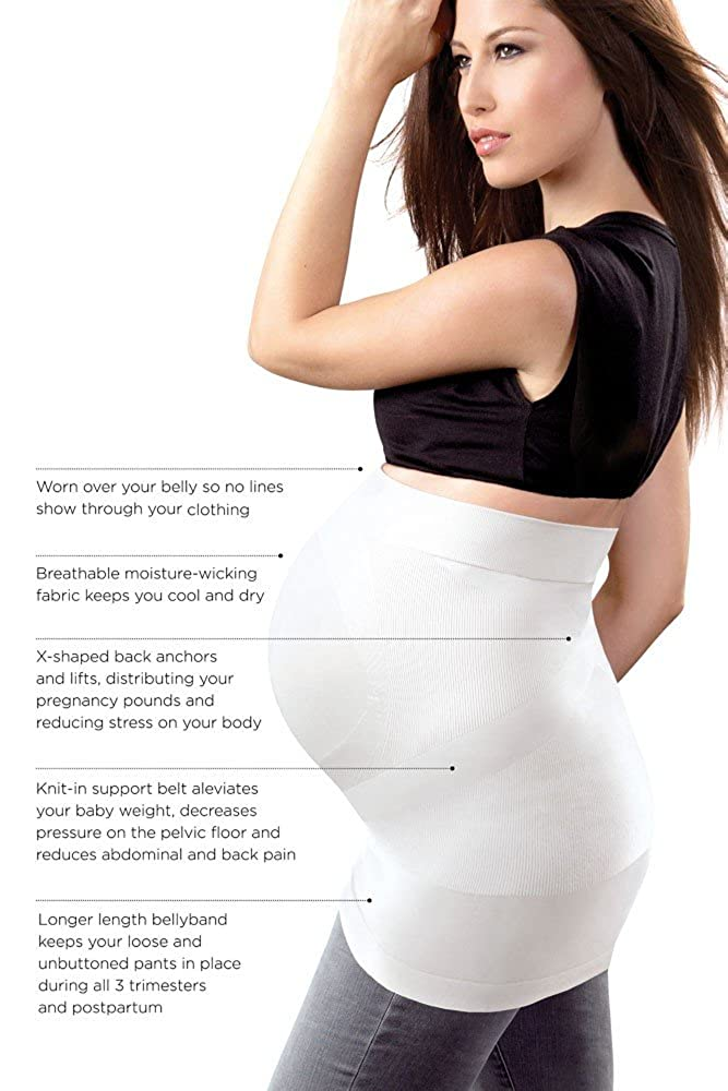 Blanqi Built-In Maternity Belly Support BellyBand