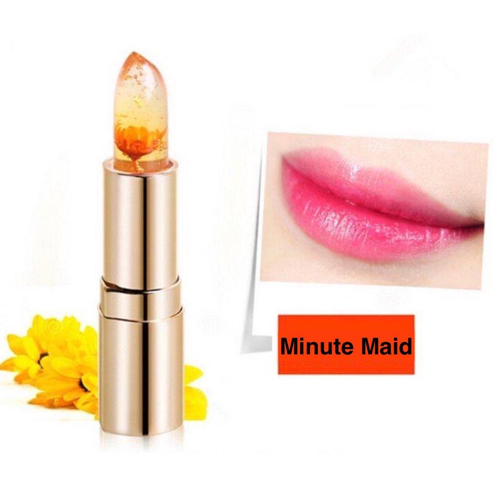 Kailijumei Jelly Lip Stick Original Change Lipstick Ready Stock Temperature Color Minute Made Beauty