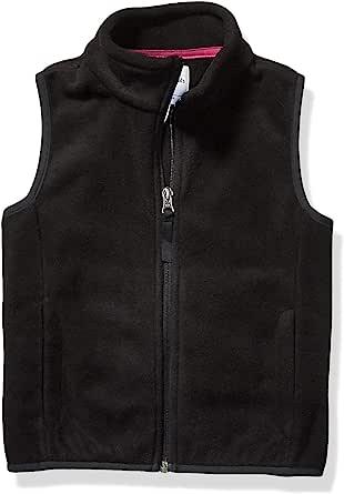 Amazon Essentials Girls' Polar Fleece Vest