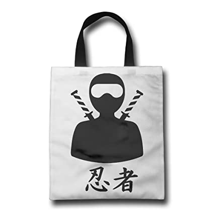 Amazon.com - GWD Housewares Ninja Figure Kanji Reusable ...