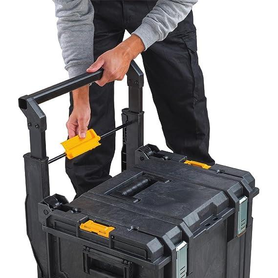 Amazon.com: Toughsystem Ds450 22 en. 17 Gal. Móvil Caja de ...