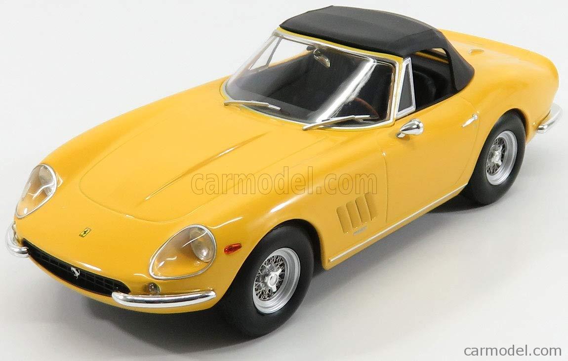 1:18 KK-Scale  />/>NEW/</< Ferrari 275 GTB//4 NART Spyder 1967 red