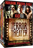 Horror Freak Fest: Terror Theater Movie Collection: Night of the Living Dead - The Terror - House on Haunted Hill - The Little Shop of Horrors - Reefer Madness - The Cocaine Fiends - The Beast of Yucca Flats + 53 more!