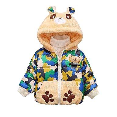 f3a33a172 Zerototens Kids Winter Coat