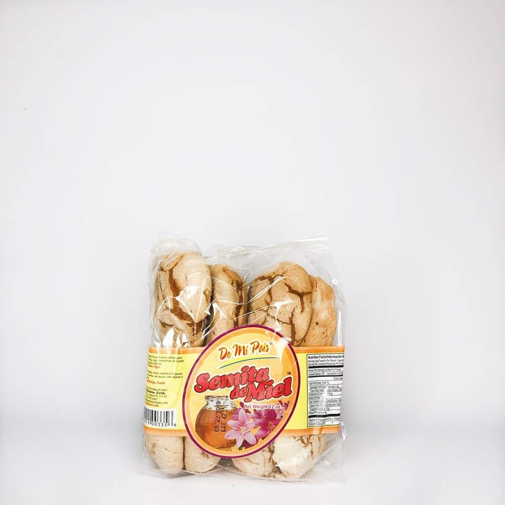 DMP Semita de Miel / Honey Bread 12-PACK