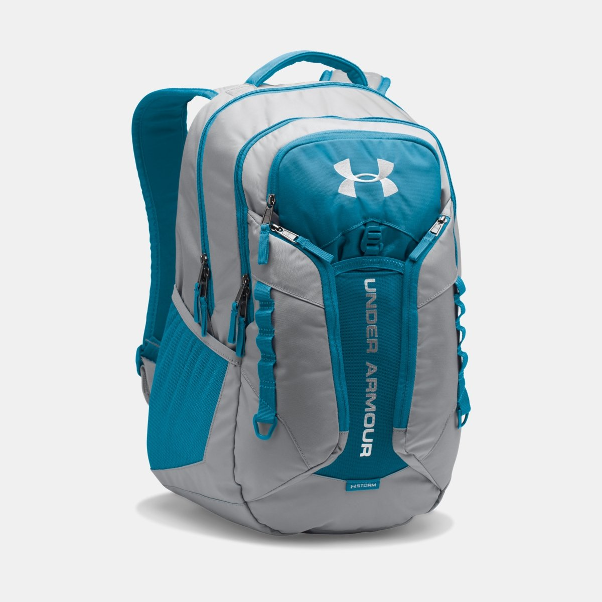 [UNDER ARMOUR] アンダーアーマー UA Storm Contender Backpack [並行輸入品]  Steel/Bayou B0753BZ9CY