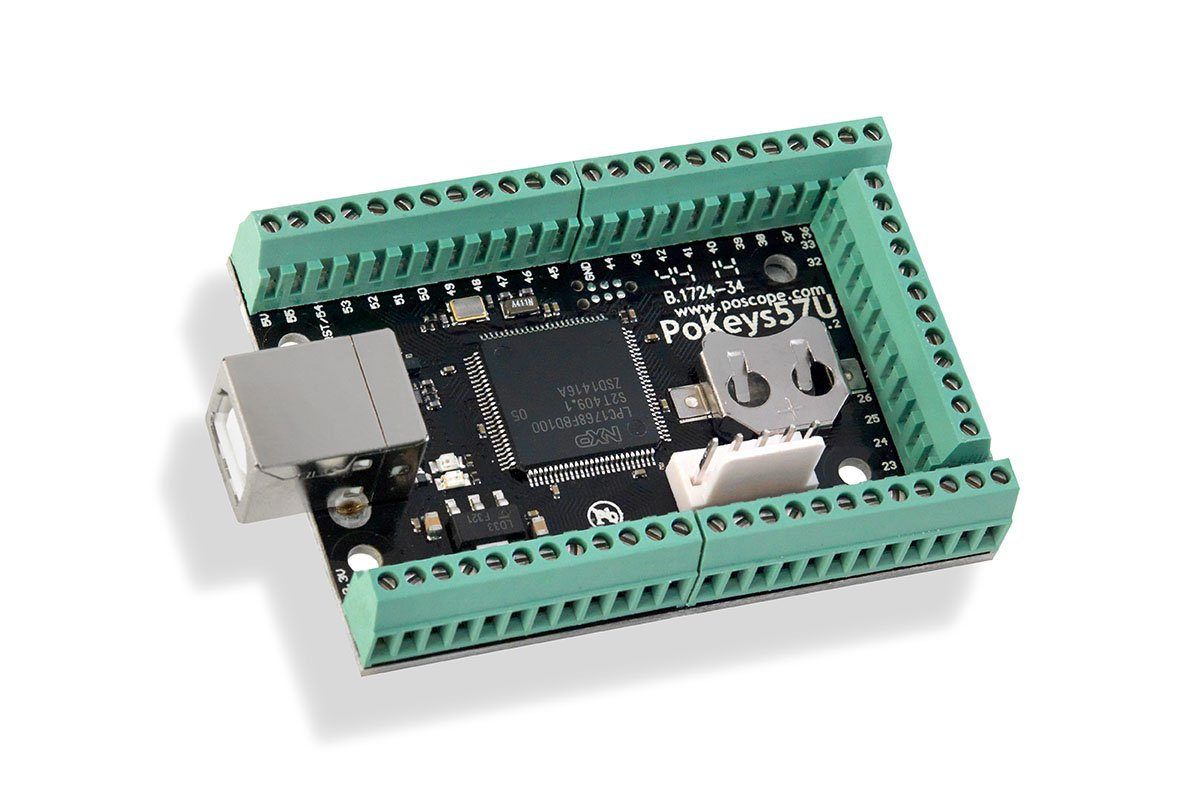 Polabs Pokeys 57 for USB with Terminals