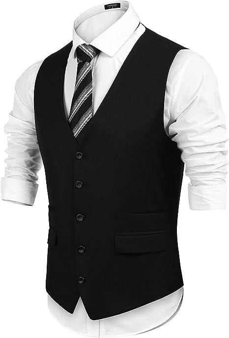 New polyester Men/'s Solid Wedding Vest Tuxedo Waistcoat /& Necktie White party