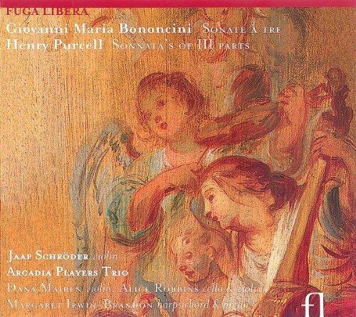 Trio Sonatas (Player Cd Gm)