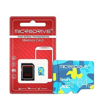 JYL Micro SD Card 16GB 32GB Tarjeta Micro SD 64GB ...