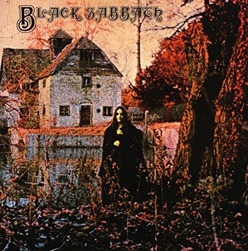 BLACK SABBATH - Black Sabbath Album Cover Art Print Poster 32 x 32 ()