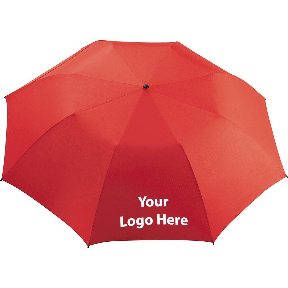 Lafayette 56'' Auto Folding Golf Umbrella - 40 Quantity - $11.40 Each - PROMOTIONAL PRODUCT / BULK / BRANDED with YOUR LOGO / CUSTOMIZED by Sunrise Identity