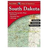 South Dakota Atlas & Gazetteer (Delorme Atlas & Gazetteer)