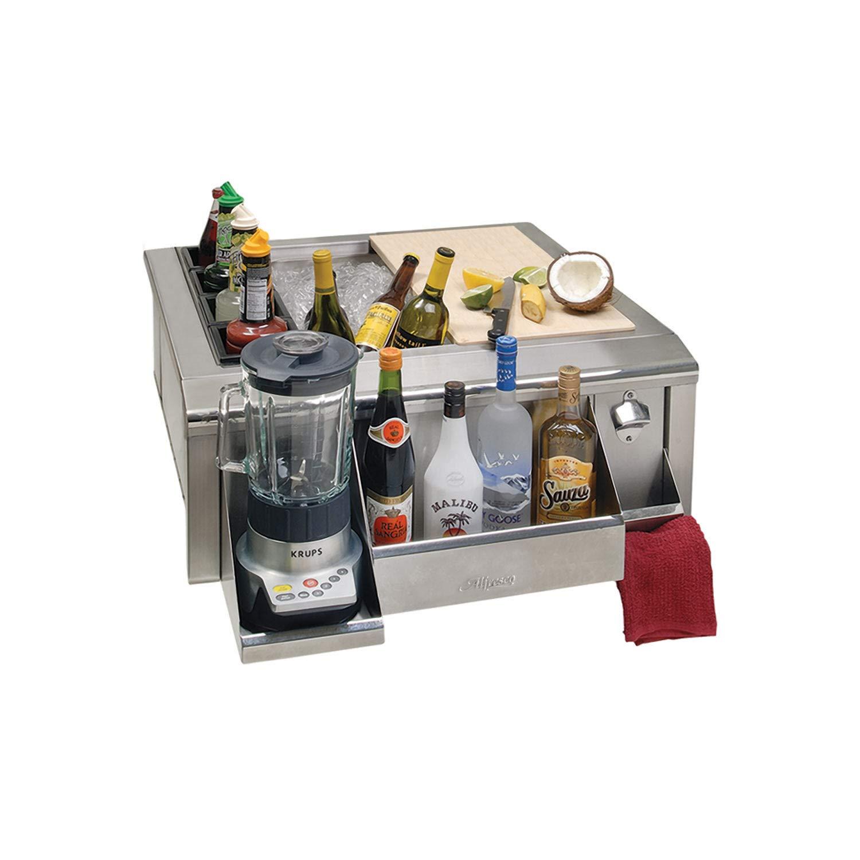 Alfresco Bartending Package for 30-Inch Sink (BAR Package) by Al Fresco