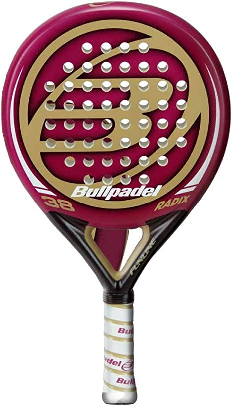 Pala Bullpadel Radix Woman: Amazon.es: Deportes y aire libre