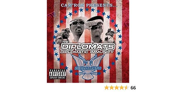 CamRon Presents The Diplomats - Diplomatic Immunity