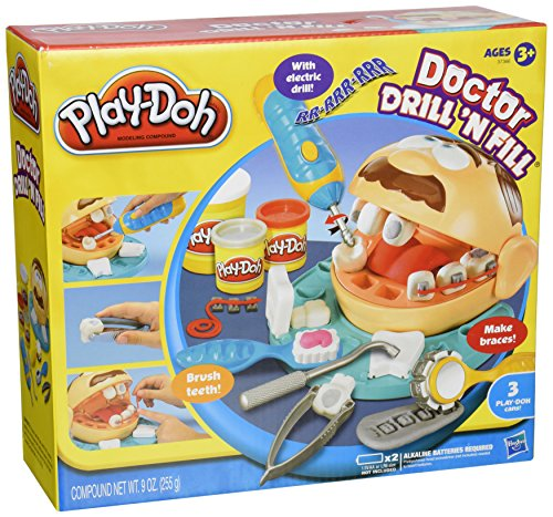 Play-Doh Doctor Drill 'N Fill (Discontinued by manufacturer) (Kids Dental Kit compare prices)