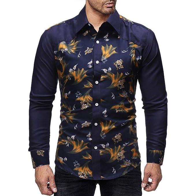 ♚Camiseta otoño Hombre, Blusa de Invierno de Manga Larga con Estampado Casual Jersey Blusa Absolute: Amazon.es: Ropa y accesorios