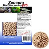Newstone ZEOCERA️ Bio Ceramic Ball (10mm to 11mm Ball) - Made in Japan, Made From Top Quality Natural Clinoptilolite Zeolite Mined in Japan (650gram(1.4lbs))