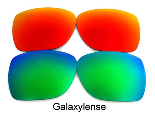 b1b167dffe Image Unavailable. Image not available for. Color  Galaxy Replacement Lenses  For Oakley Mainlink Sunglasses ...