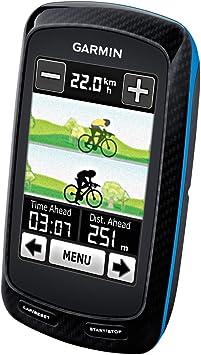 Garmin Edge 800 Performance Bundle - Navegador GPS con pulsómetro y Sensor de cadencia (160 x 240 Pixeles, 98 g, 5.1 mm, 2.5 mm, Ión de Litio, 15 h): Amazon.es: Electrónica