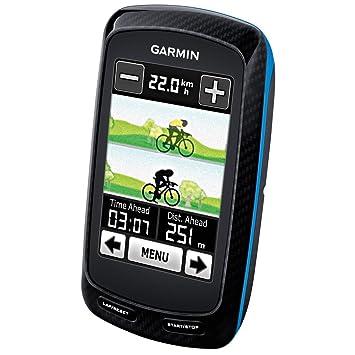 Garmin Edge  Touchscreen Gps Bike Computer Performance Bundle With City Navigator Street Maps For Europe