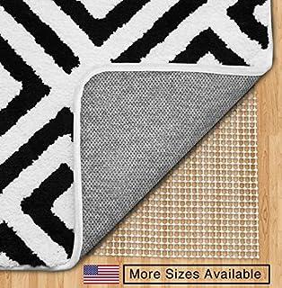 Best Rug Pad For Hardwood Floors by rug pad corner Gorilla Grip 8x10 Feet Non Slip Area Rug Pad For Hard Floors