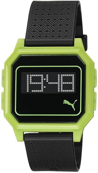 PUMA Time Flat Screen Reloj digital unisex Plano & ligero