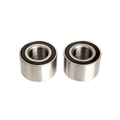 2 American Star Front or Rear Wheel Bearings - Can-Am Defender All Years & Models, Maverick All Years, Renegade 800 08-15 and Many More Models: Automotive