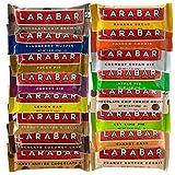 LÄRABAR Original Variety, 1.7 oz per bar, 16 Flavors, (Pack of 16)
