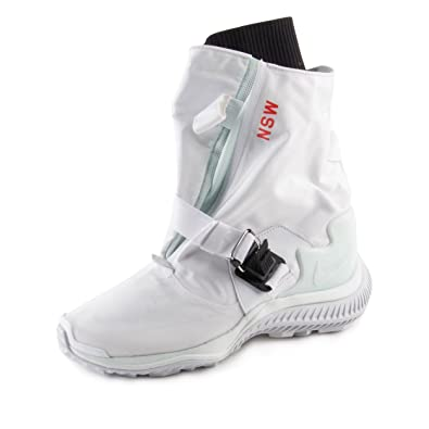 reputable site c947e a28fd Nike Womens WMNS NSW Gaiter Boot White Barley Green Nylon Size 5