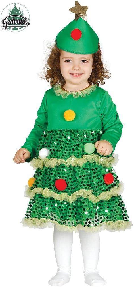 Guirca Disfraz de Árbol de Navidad para bebé: Amazon.es: Juguetes ...