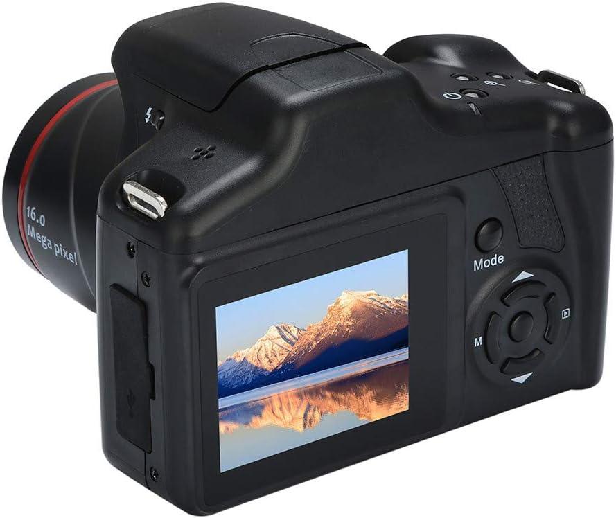 Fan-Ling HD 1080P Video Camcorder, Handheld Digital Camera,16X Digital Zoom Camera, 16 Million Pixels,Image stabilization Function Support