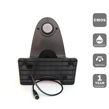 Copia de seguridad cámara para Mercedes-Benz Sprinter/Volkswagen Crafter knragho: Amazon.es: Electrónica