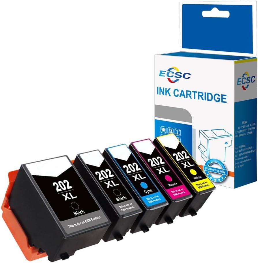Ecsc Kompatibel Tinte Patrone Ersatz Für Epson Xp 6000 Elektronik