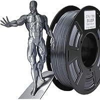 Stronghero3D desktop FDM 3D printer filament pla metallic grijs 1,75 mm 1 kg (2,2 lbs) afmetingen nauwkeurigheid van…