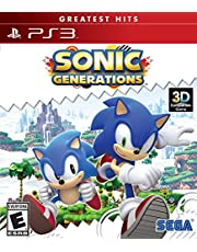 Sonic Generations - PlayStation 3 Standard Edition
