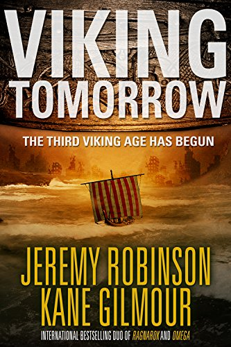 Viking Tomorrow by [Robinson, Jeremy, Gilmour, Kane]