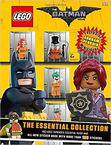 The LEGO® BATMAN MOVIE: The Essential Collection: DK: 9781465463586 ...